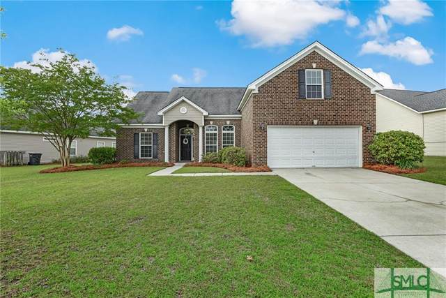 415 Stonebridge Circle, Savannah, GA 31419 (MLS #244792) :: Keller Williams Coastal Area Partners