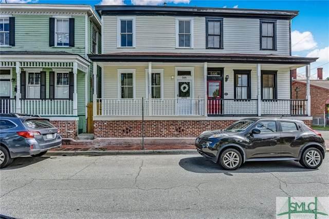 544 E Gaston Street, Savannah, GA 31401 (MLS #244844) :: The Arlow Real Estate Group
