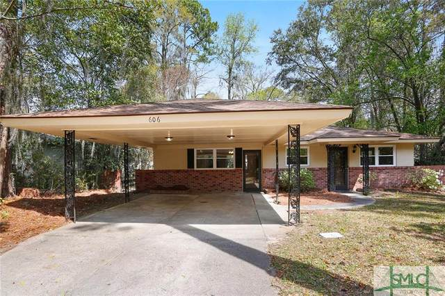 606 Jackson Boulevard, Savannah, GA 31405 (MLS #244882) :: Keller Williams Coastal Area Partners