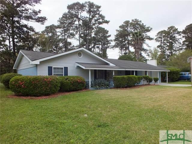 13506 Rockingham Road, Savannah, GA 31419 (MLS #244910) :: Bocook Realty