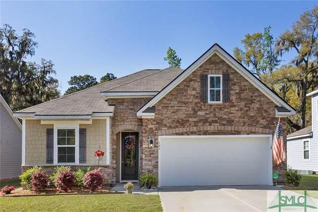 107 Arusha Avenue, Savannah, GA 31419 (MLS #244959) :: Heather Murphy Real Estate Group