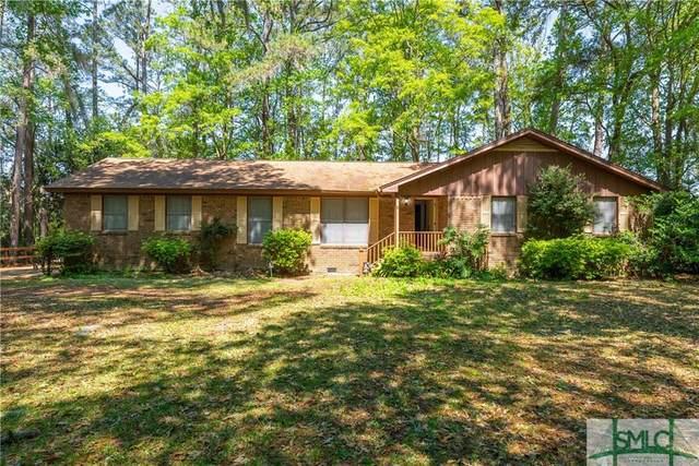 6808 Sandnettles Drive, Savannah, GA 31410 (MLS #244963) :: Savannah Real Estate Experts