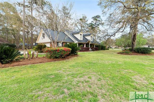 12 Cricket Court, Richmond Hill, GA 31324 (MLS #244982) :: Savannah Real Estate Experts