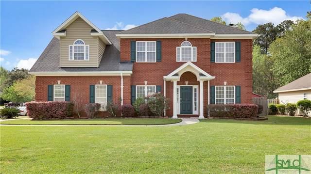 194 Lions Gate Road, Savannah, GA 31419 (MLS #245019) :: The Arlow Real Estate Group