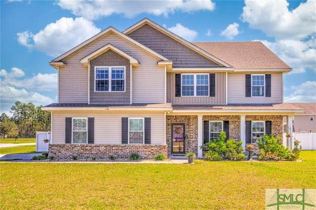 116 Gentry Drive, Guyton, GA 31312 (MLS #245075) :: Luxe Real Estate Services