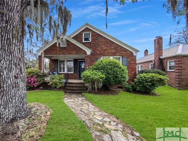 602 E 48th Street, Savannah, GA 31405 (MLS #245112) :: Team Kristin Brown | Keller Williams Coastal Area Partners