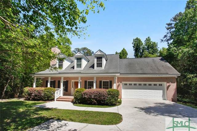 8708 Ferguson Avenue, Savannah, GA 31406 (MLS #245123) :: The Arlow Real Estate Group