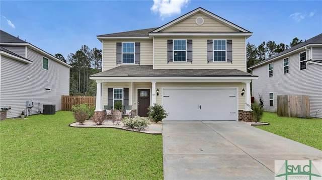 105 Red Maple Lane, Guyton, GA 31312 (MLS #245132) :: The Arlow Real Estate Group