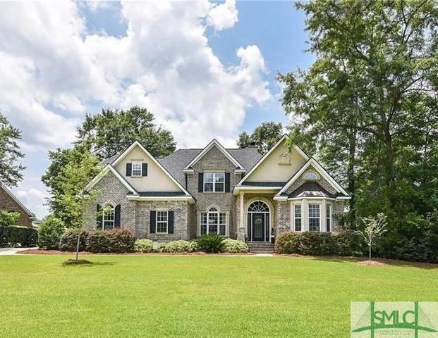 454 Chastain Circle, Richmond Hill, GA 31324 (MLS #245146) :: Savannah Real Estate Experts