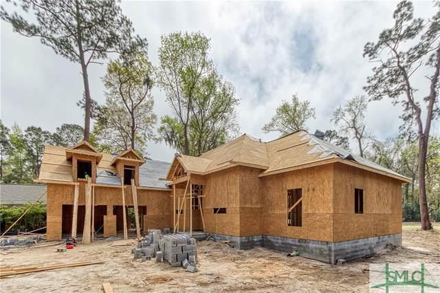 6 Vestry Lane, Savannah, GA 31411 (MLS #245155) :: Team Kristin Brown | Keller Williams Coastal Area Partners