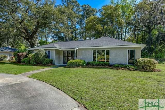 1119 Wilmington Island Road, Savannah, GA 31410 (MLS #245162) :: Team Kristin Brown   Keller Williams Coastal Area Partners