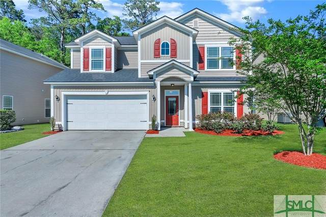 12 Chapel Lake N, Savannah, GA 31405 (MLS #245164) :: Heather Murphy Real Estate Group