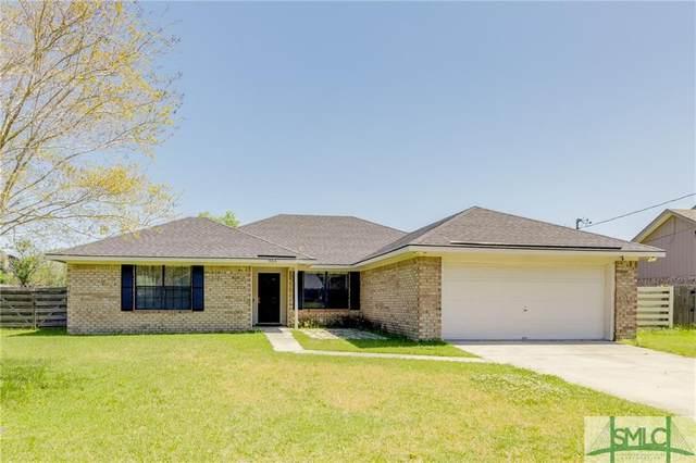 955 Black Willow Drive, Hinesville, GA 31313 (MLS #245185) :: Bocook Realty