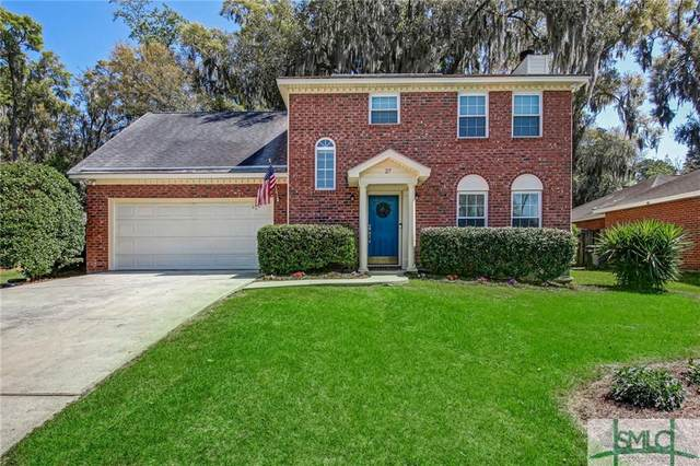 27 River Bluff Drive, Savannah, GA 31406 (MLS #245226) :: Coldwell Banker Access Realty