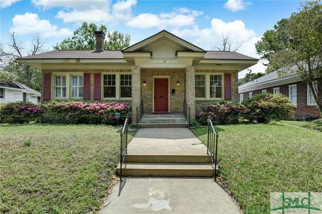 53 E 54th Street, Savannah, GA 31405 (MLS #245246) :: Keller Williams Coastal Area Partners