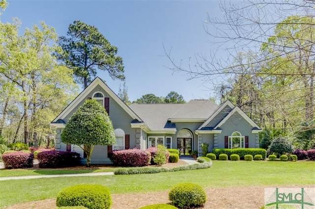 24 Myrtlewood Drive, Savannah, GA 31405 (MLS #245268) :: Coastal Savannah Homes