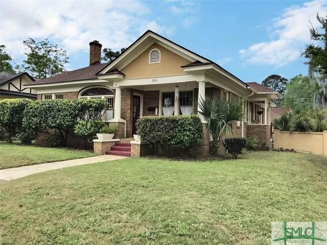 301 E 51st Street, Savannah, GA 31405 (MLS #245307) :: Team Kristin Brown | Keller Williams Coastal Area Partners