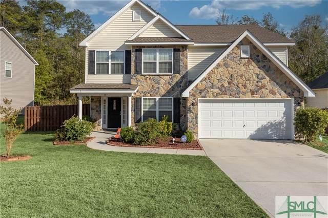 442 Keller Road, Rincon, GA 31326 (MLS #245311) :: Coastal Savannah Homes