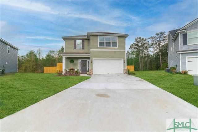 26 Julliard Court, Savannah, GA 31419 (MLS #245315) :: Heather Murphy Real Estate Group