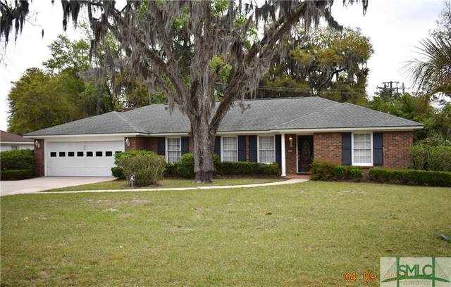 8504 Kent Drive, Savannah, GA 31406 (MLS #245334) :: Heather Murphy Real Estate Group