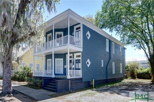 213/215 W 41st Street, Savannah, GA 31401 (MLS #245349) :: The Arlow Real Estate Group