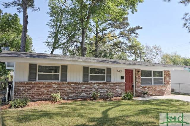2612 Louisiana Avenue, Savannah, GA 31404 (MLS #245358) :: Keller Williams Coastal Area Partners