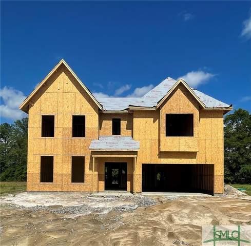 97 Gracyn Lane, Ludowici, GA 31316 (MLS #245379) :: The Arlow Real Estate Group