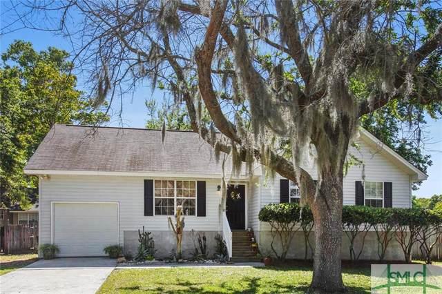 17 Oyster Catcher Lane, Savannah, GA 31410 (MLS #245395) :: Keller Williams Coastal Area Partners
