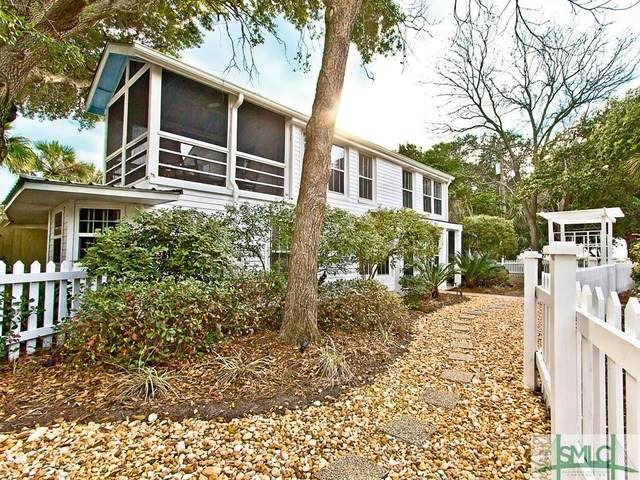 701 13th Street, Tybee Island, GA 31328 (MLS #245403) :: The Arlow Real Estate Group