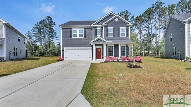 208 Tanzania Trail, Pooler, GA 31322 (MLS #245430) :: Keller Williams Realty-CAP