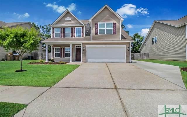 335 O'hara Drive, Richmond Hill, GA 31324 (MLS #245441) :: Savannah Real Estate Experts