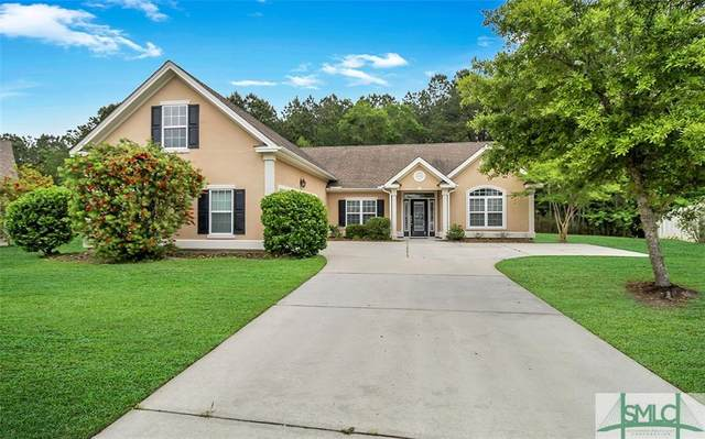 34 Cross Gate Court, Pooler, GA 31322 (MLS #245446) :: Heather Murphy Real Estate Group