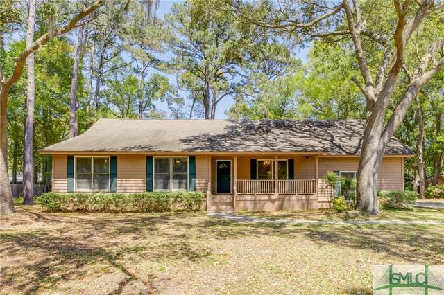 109 Melrose Avenue, Savannah, GA 31410 (MLS #245479) :: McIntosh Realty Team