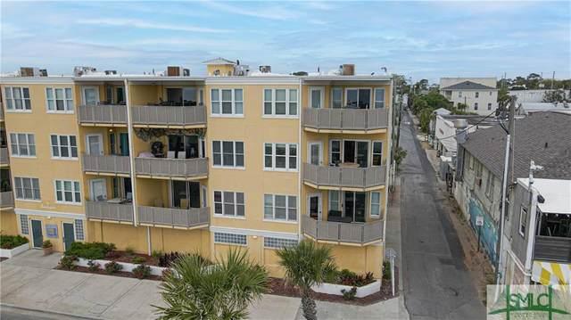 1609 Strand Avenue #201, Tybee Island, GA 31328 (MLS #245488) :: Teresa Cowart Team