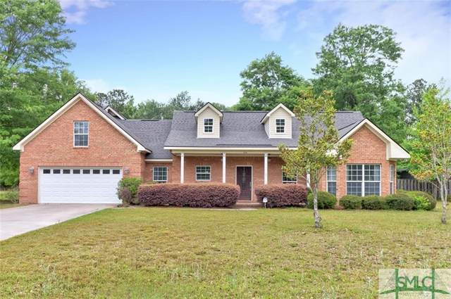 214 Beagle Street, Guyton, GA 31312 (MLS #245489) :: Team Kristin Brown | Keller Williams Coastal Area Partners