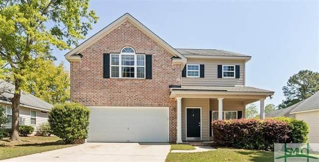 40 Dunnoman Drive, Savannah, GA 31419 (MLS #245522) :: The Arlow Real Estate Group