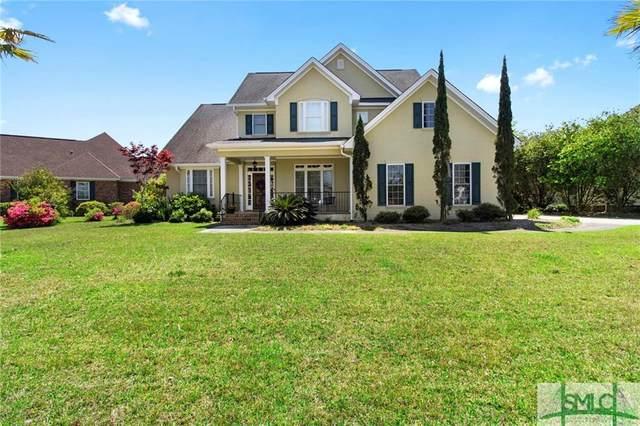 5 Cord Grass Lane, Savannah, GA 31405 (MLS #245525) :: Teresa Cowart Team