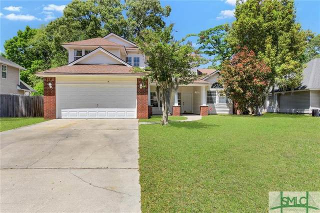 22 Angel Oaks Drive, Savannah, GA 31410 (MLS #245542) :: Savannah Real Estate Experts