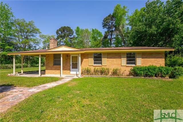46 Heathcote Circle, Savannah, GA 31405 (MLS #245543) :: Heather Murphy Real Estate Group