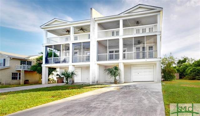 42 Captains View, Tybee Island, GA 31328 (MLS #245557) :: The Arlow Real Estate Group