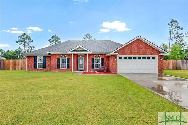 428 Burnt Pines Road NE, Ludowici, GA 31316 (MLS #245580) :: Bocook Realty