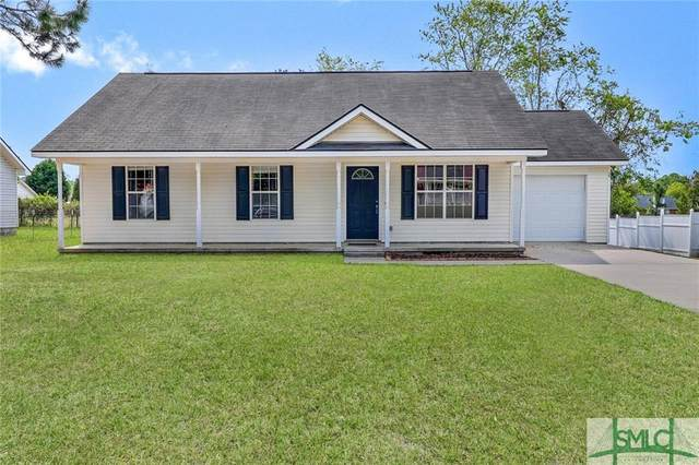 30 Mitchell Drive, Rincon, GA 31326 (MLS #245595) :: The Hilliard Group