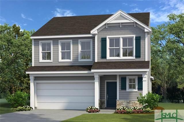81 Mettler Loop, Richmond Hill, GA 31324 (MLS #245624) :: Luxe Real Estate Services