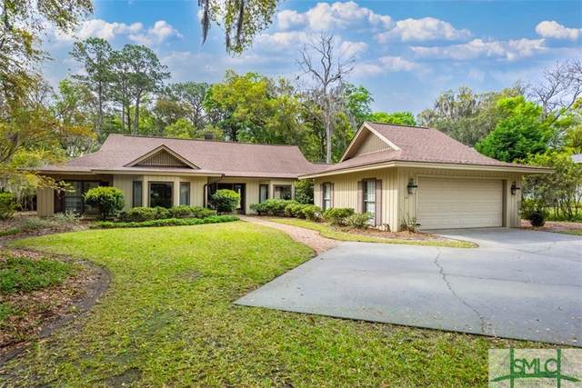 110 Mercer Road, Savannah, GA 31411 (MLS #245646) :: Bocook Realty