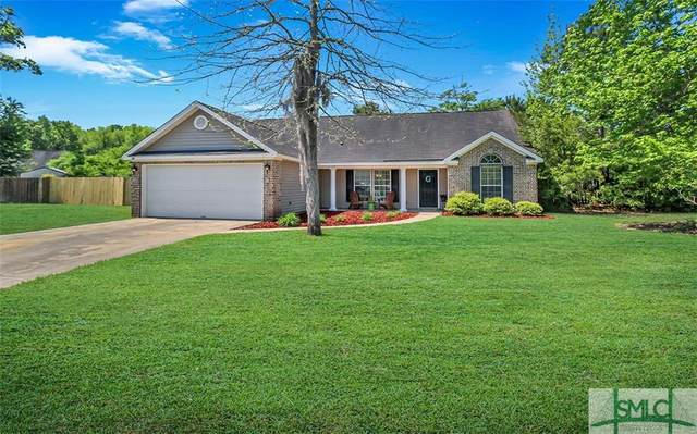 13 Platinum Court, Pooler, GA 31322 (MLS #245665) :: Bocook Realty