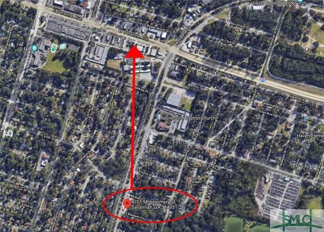 4701 Montgomery Street, Savannah, GA 31405 (MLS #245673) :: Keller Williams Coastal Area Partners