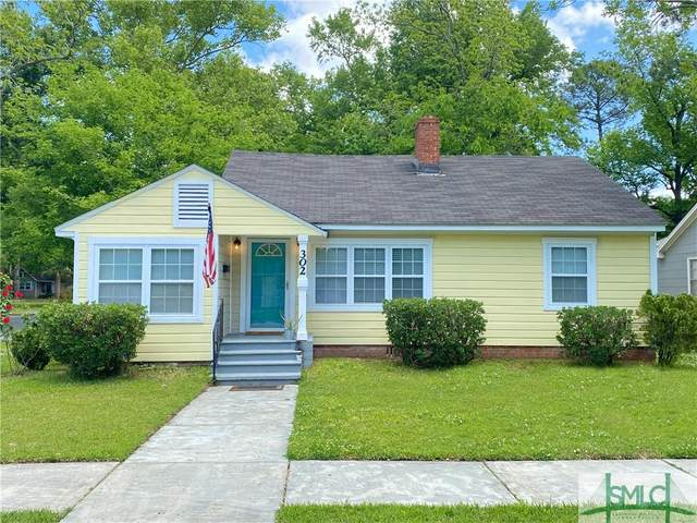 302 E 58th Street, Savannah, GA 31405 (MLS #245700) :: Keller Williams Coastal Area Partners