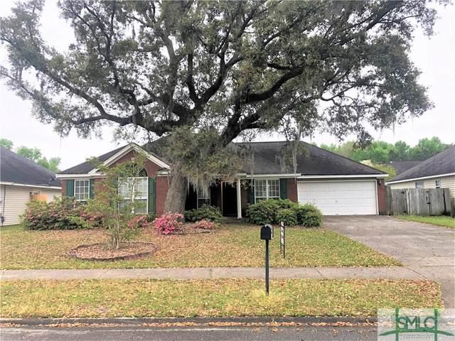 147 Dovetail Crossing, Savannah, GA 31419 (MLS #245817) :: Heather Murphy Real Estate Group