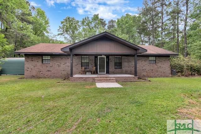 3535 Noel C Conaway Road, Guyton, GA 31312 (MLS #245833) :: McIntosh Realty Team