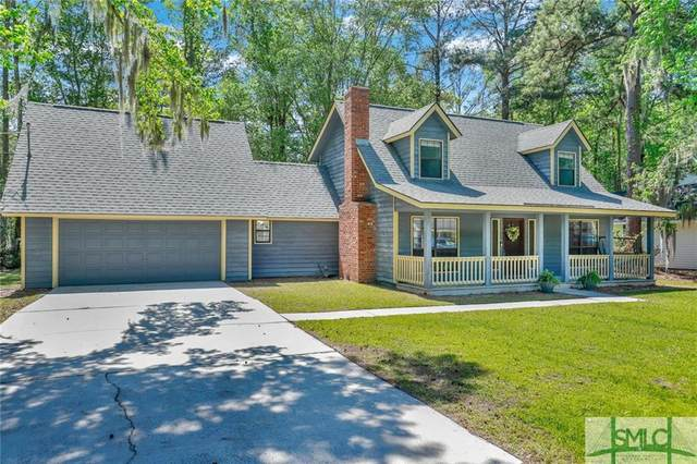 17 Miner Drive, Richmond Hill, GA 31324 (MLS #245856) :: Keller Williams Coastal Area Partners